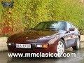 MM CLASICOS PORSCHE 944 1985