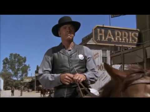 """""""Lawman"""" 1971 - Musical Trailer (with Anthrax song """"I am the law"""")"""