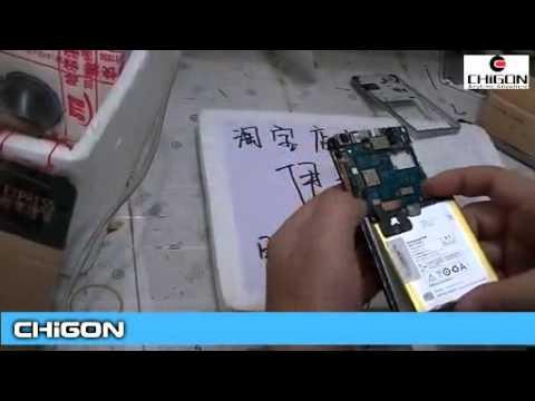 Disassembly Lenovo S850