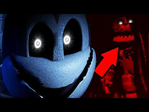 FUNTIME BABY LURKS IN THE DARKNESS?! | FNAF Jolly 3 (FREE ROAM Five Nights at Freddys)