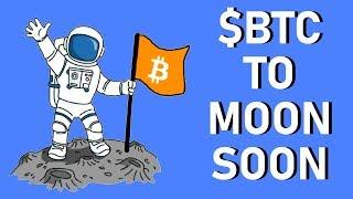 Bitcoin Ready to Run? 600B in May | South Korea Adopting Crypto | Vechain Partnership