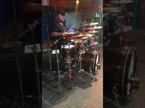 Joshua Mayfield 2017 Drum Clinic In London
