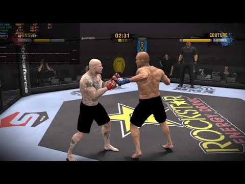 EA SPORTS MMA PC !? XENIA X-BOX 360  EMULATOR (РАБОЧИЙ ЭМУЛЯТОР X-BOX 360)