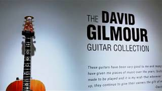 David Gilmore of Pink Floyd's - Guitar Auction | at Christie's in NY