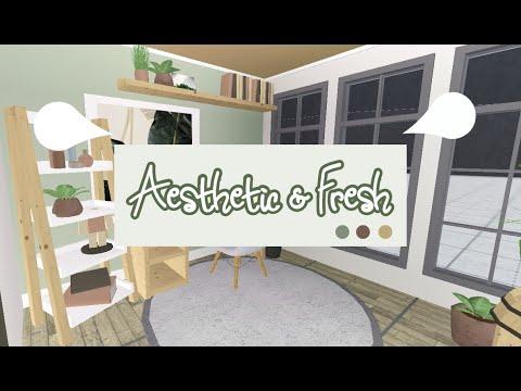 Roblox Bloxburg Aesthetic And Fresh Office Room Design Ideas