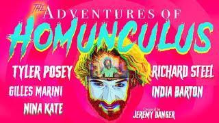 The Adventures of Homunculus  (pilot episode)