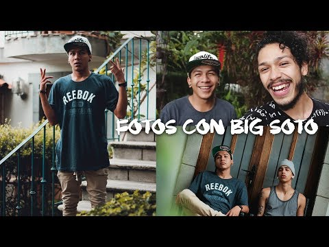 Fotos Con Big Soto (Neutro Shorty Baila) - Wilfredo Project - #Vlog17