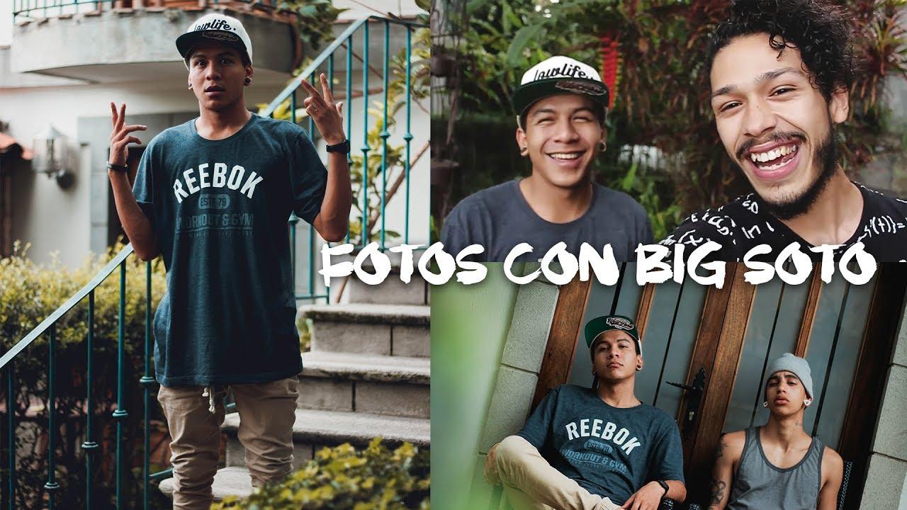 ab4ce55dd Fotos con Big Soto (Neutro Shorty Baila) - Wilfredo Project - #Vlog17