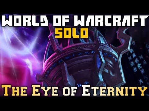 WoW Raid Solo - The Eye of Eternity - Malygos