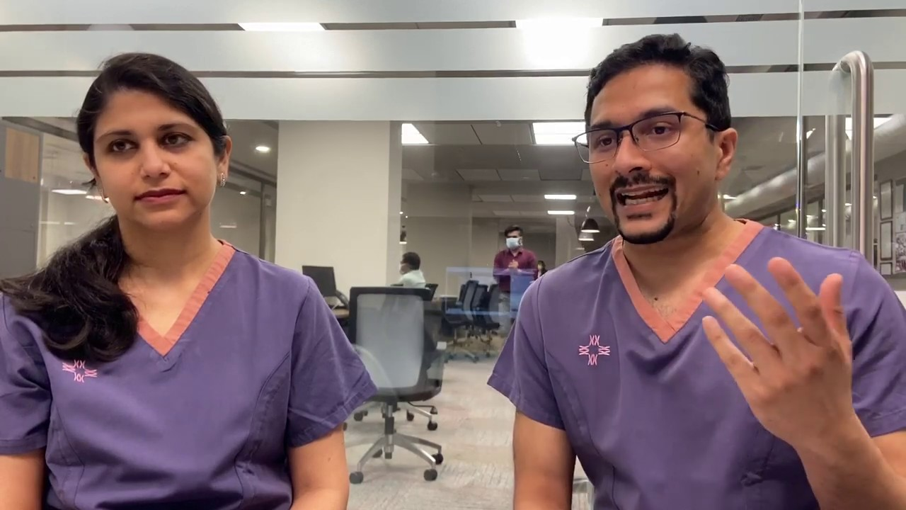 Breast Infections - Patient information video by Dr. Rohan Khandelwal & Dr. Astha Dayal