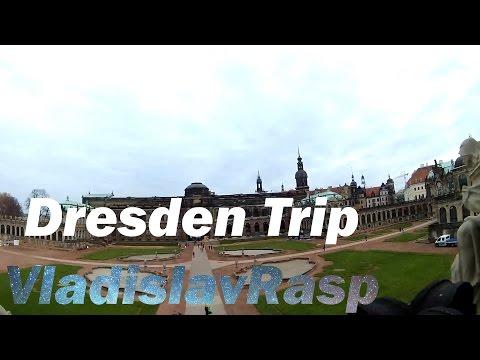 Dresden Trip - Дрезден, Германия Достопримечательности