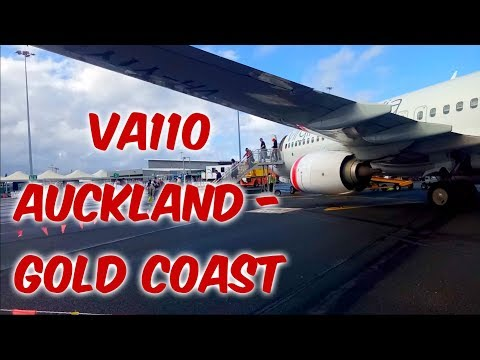 TRIP REPORT | Virgin Australia (ECONOMY) | Auckland - Gold Coast | Boeing 737-800