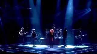 Shakira - Empire (Live The Voice UK )  HD