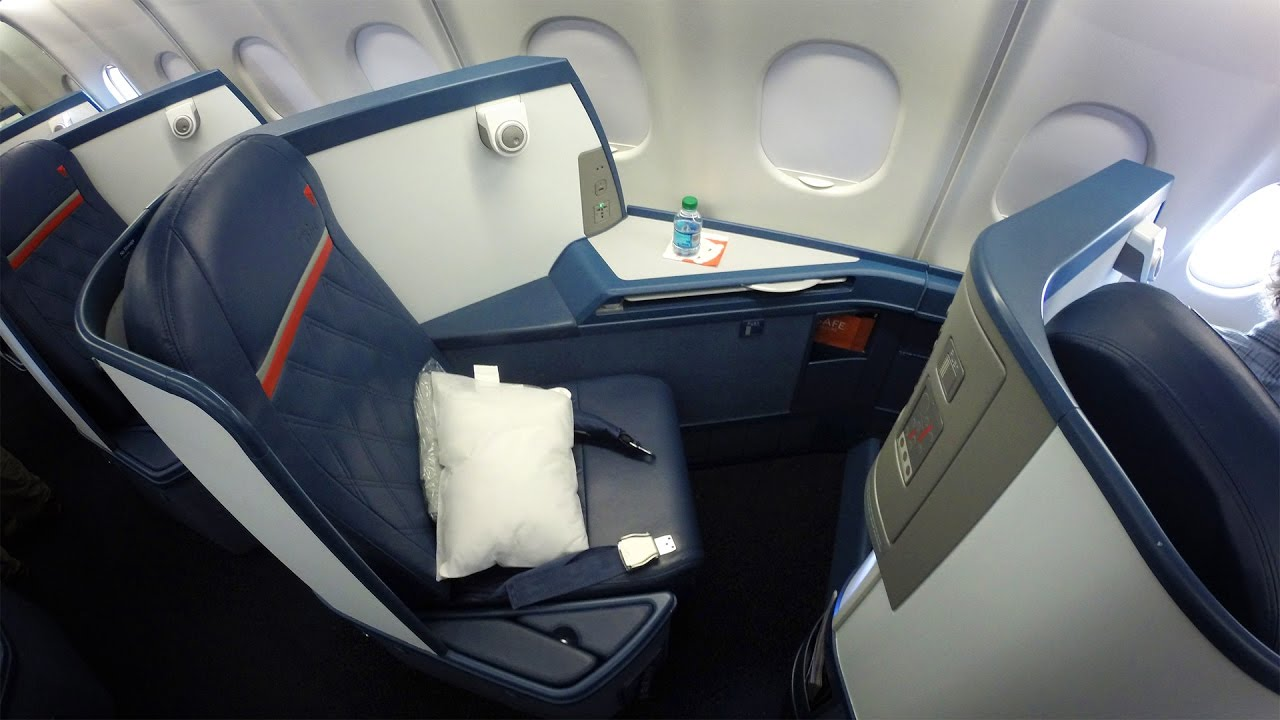 Delta Air Lines A330 300 Business Class Delta One Atl Sea Youtube