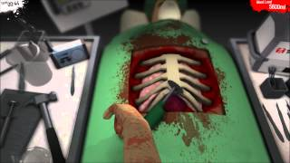 Surgeon Simulator 2013 (Gameplay)