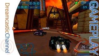 Game Night UK Highlights: POD SpeedZone | 10/22/2017 | Dreamcast Online Multiplayer