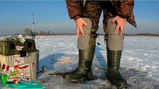 Ideafisher. Наколенники для зимней рыбалки.