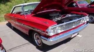 1964 Ford Galaxie 500 XL Club Victoria Hardtop
