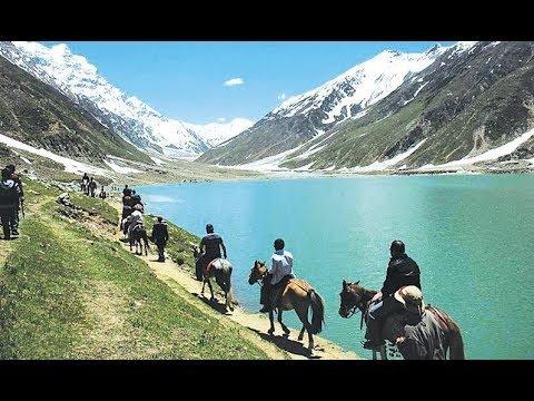 saif ul malook jheel beautiful pakistan youtube