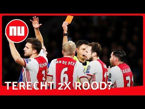 'Veltman Had Geen Geel Mogen Krijgen' | Nabeschouwing Chelsea - Ajax | NU.nl