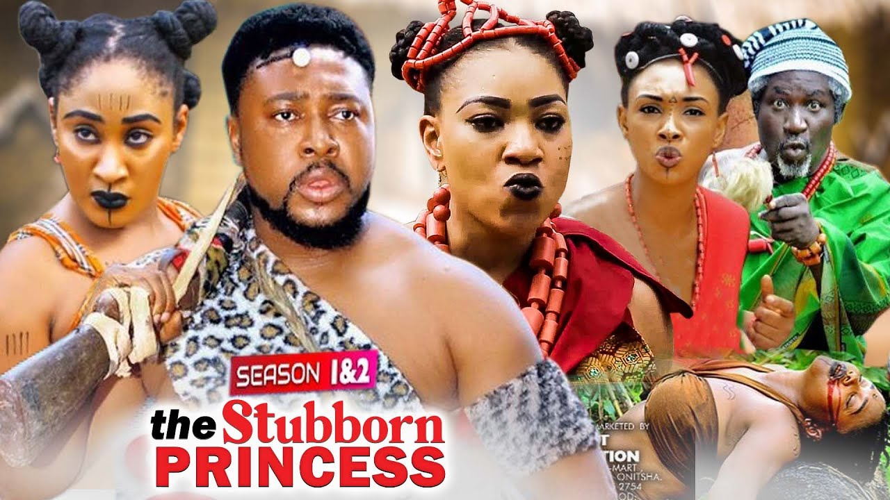 Download THE STUBBORN PRINCESS COMPLETE 1&2 (New Movie) 2021 LATEST NIGERIAN MOVIE/ LATEST NOLLYWOOD MOVIE
