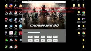 Gerador de ZP para CrossFire 01 10 2016!