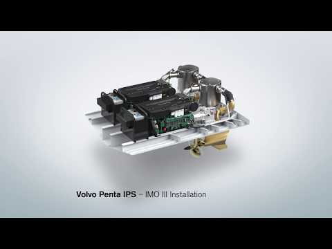 Volvo Penta IMO Tier III solution animation