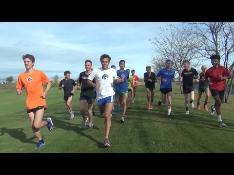 Mountain West XC Course Preview with the Boise State Broncos