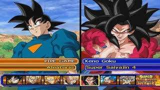 NUEVA ISO SUPER DRAGON BALL HEROES! MODS EPICOS | DRAGON BALL Z BUDOKAI TENKAICHI 3 LATINO ISO 2019