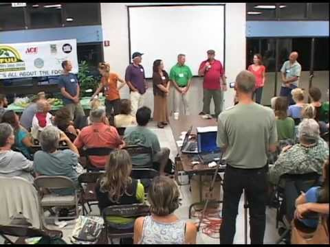 Maui Farmers Union Meeting