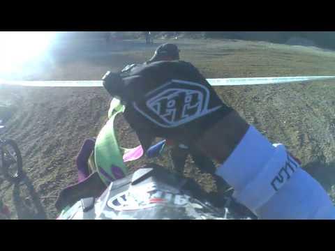 Onboard Motocross Parada do Pinhao Elite - 2º manga