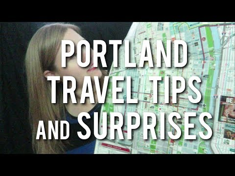 PORTLAND | Travel Tips And Surprises