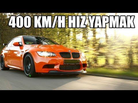 400 Km/h Hız Yapmak İçin Kaç Beygir Gerekir?