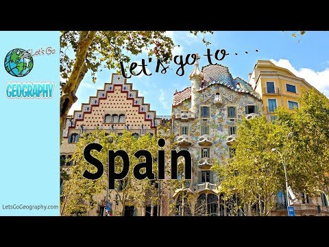 geography-for-kids:-spain