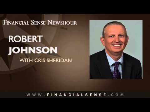 Robert Johnson on His New Book – Invest With The Fed