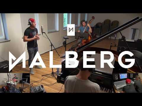 MALBERG Wunderschön - Live Rec