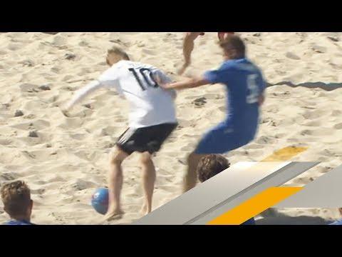 ReLive | Beachsoccer | Deutschland - Italien | SPORT1