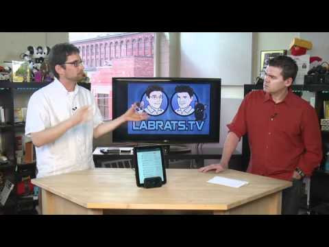 HP TouchPad Review - Lab Rats #280