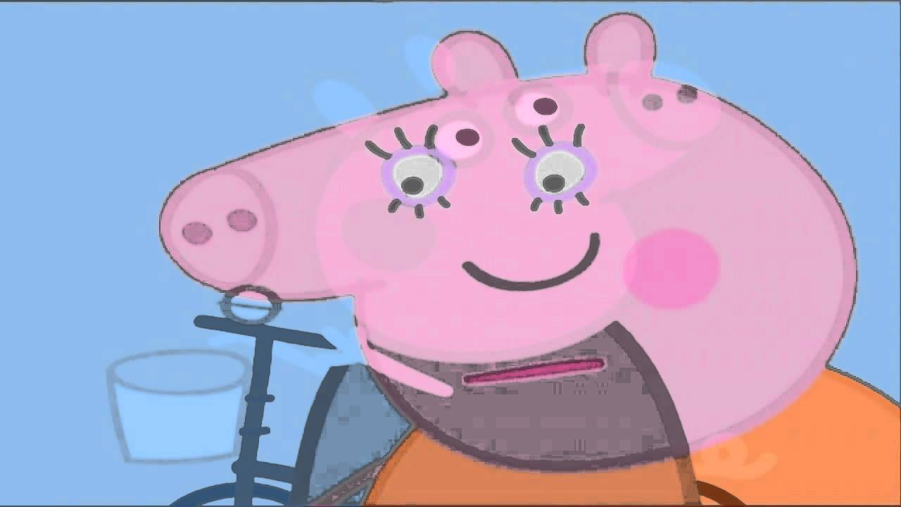 Download Peppa Pig - Fietsen
