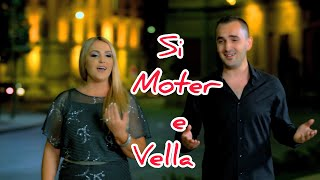 Aferdita Demaku ft Vullnet Zhuniqi  - Si moter e vella (Official Video 2014)