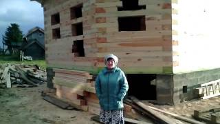 видео Валдайский мастер дома из бруса каталог