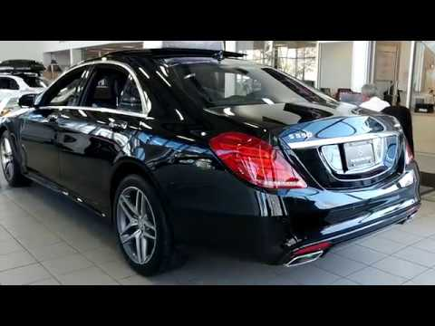 2017 Mercedes Benz S550 Sedan >> 2017 S550 4matic Sedan Long Wheel Base Mercedes Benz Surrey Youtube