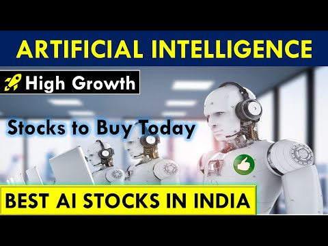 Best Artificial Intelligence Stocks for 2021 in INDIA 🚀 BEST AI Stocks to buy now 💰 मालामाल कर देंगे