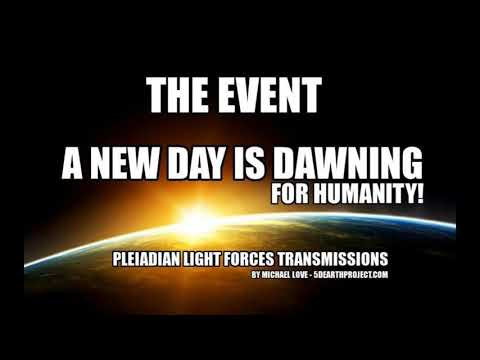 )( * THE EVENT - THE EVOLUTION OF HUMANITY! * )(   PLEIADIAN FORCES ~ KIN 24: Yellow Spectral Seed
