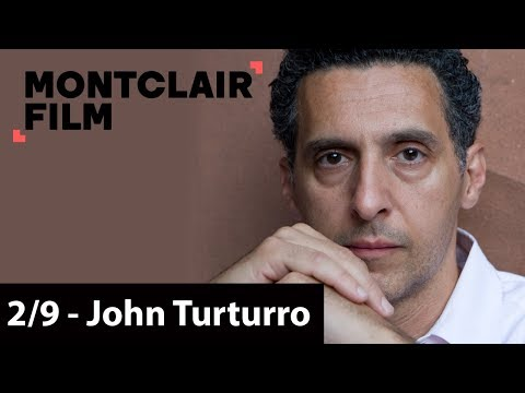 """John Turturro Conversation 2/9, """"My mother was always with the knife"""""""