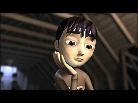 CGI 3D Animated Short HD: Flight of the Soul by Caitlin Inzinna