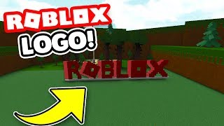 INSANE ROBLOX LOGO! | Build a Boat For Treasure