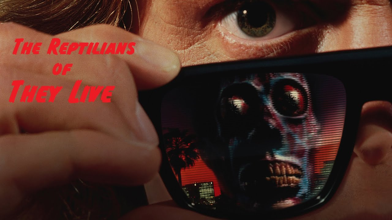 The Reptilians of They Live