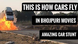 I did some dangerous stunts in bhojpuri movie Crack Fighter Pawan Singh