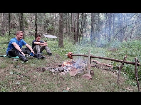 Australian Camping, Bushcraft And Hiking Adventure!